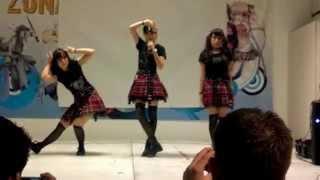 【Candy Bar Girls】Baby Metal Mix / ギミチョコ!!- メギツネ 【Dance Cover】
