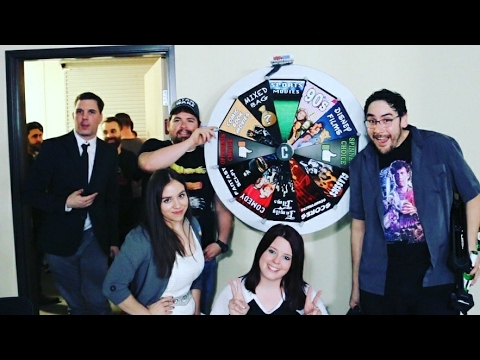 We re at Collider Schmoedown FREE 4 ALL Vlog & Reaction