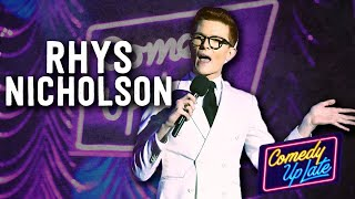 Rhys Nicholson - Comedy Up Late 2017 (Series 5, Episode 7)