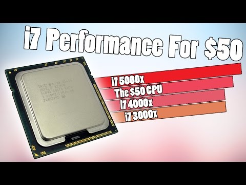 The 50 6 Core Alternative to an i7