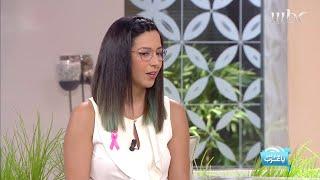 لينا الشريف.. محاربة سرطان الثدي حولت الألم إلى أمل عبر مشروع خيري