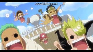 One Piece 808 - Ending Song