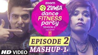 Zoom Zumba Dance Fitness Party Video Song | Mash Up 3 | Pallavi Sharda, Ranveer Brar, Sucheta Pal