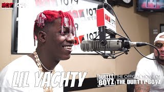 Li Yachty Shares His Experince With A Girl That He Almost Got Pregnant