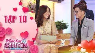 Khúc hát se duyên  tập 10: Tấn Phát thổi kèn Harmonica để tỏ tình Phạm Linh