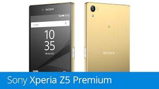 Sony Xperia Z5 Premium (recenze)