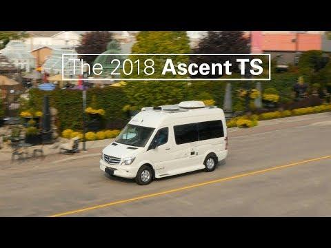 2018 Pleasure Way Ascent TS Tour