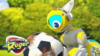 Cartoons for Children | Space Ranger Roger Mega Mix Up | Special Compilation | Cartoons for Kids