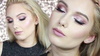 Makijaż w kolorze brudnego zgaszonego różu | ALEANDRA