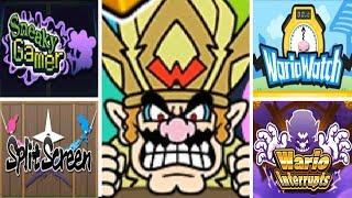 WarioWare Gold - All Challenge Minigames
