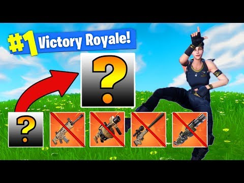 Xxx Mp4 WINNING Fortnite With The WORST LOADOUT Challenge 3gp Sex
