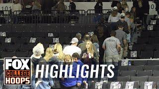 Seton Hall vs Providence | HIGHLIGHTS | FOX COLLEGE HOOPS