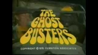 The Ghostbusters 1975   kid's TV  filmation Original
