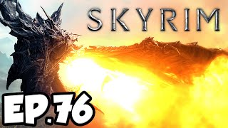 Skyrim: Remastered Ep.76 - BATTLE AGAINST VYRTHUR, AURIEL'S BOW!!! (Special Edition Gameplay)