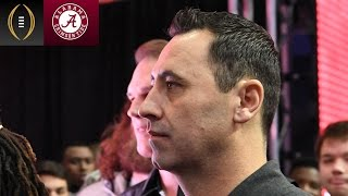 Steve Sarkisian On Taking Over Alabama Offense | Inside The National Championship