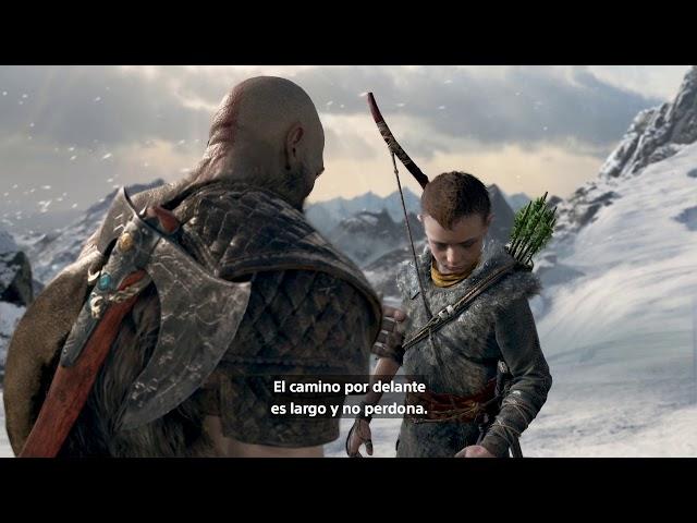 God of War - Be A Warrior: PS4 Tráiler de Gameplay | E3 2017