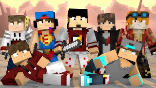 Minecraft: HARDCORE 2.0 DIA 1 - MUITA GENTE ‹ AMENIC ›