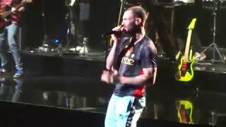 Maroon 5 What Lovers Do Live Opening Red Pill Blues Tour Tampa