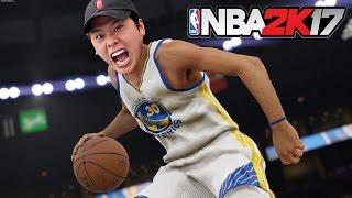 NBA 2K17 - DAVIDPARODY VS CHADWITHAJ