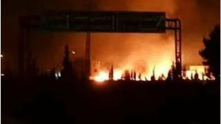 Israeli Official Confirms Airstrikes Against Iran-Linked Targets in Syria - babanews