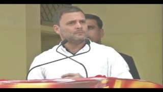Congress VP Rahul Gandhi addresses Booth Level Workers in Uttarakhand, January 16, 2017