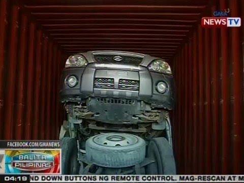 Xxx Mp4 BP SUV Na Tinangkang Ipuslit Kasama Ng Dump Truck At Mga Piyesa Nasabat Sa Davao City 3gp Sex