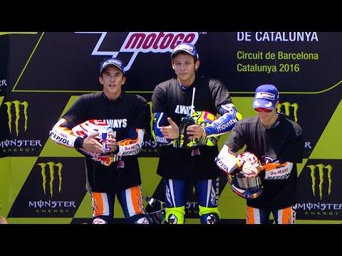 MotoGP Rewind: A recap of the #CatalanGP