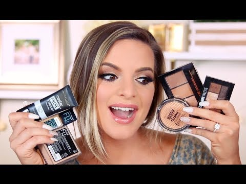 Xxx Mp4 FULL FACE USING ONLY MAYBELLINE MAKEUP Casey Holmes 3gp Sex