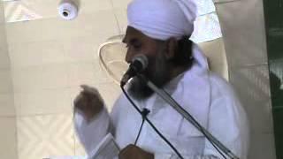 Suhna Ikhlaq Dilbar Sain Bayan in Darbar Fazul Abad Shareef Matli in Juma Namaz