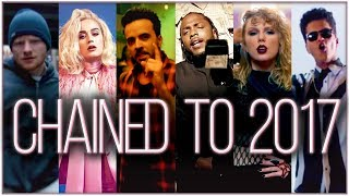 CHAINED TO 2017   Year End Mashup (Megamix) // by Adamusic