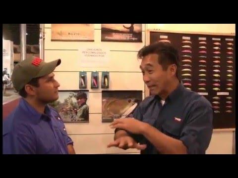 entrevista com nelson nakamura mestre da pesca esportiva no Brasil