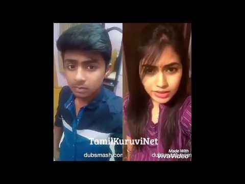 Tamil girls And Boys Super Dubsmash Video_ Tamil dubsmash