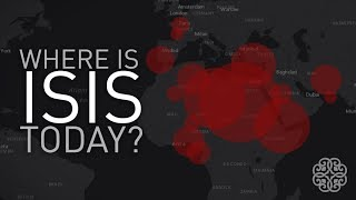 Where is ISIS today?