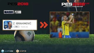 PES 2019 MOBILE Players To Be Removed • Part 2