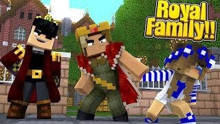 MARRIED OFF TO A PRINCE?! w/Little Carly and Little Kelly (Minecraft).