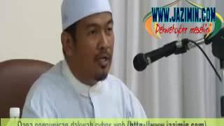 [26.04.16] Tafsir Surah An Nisa,ayat 94 hingga 95-Ustaz Ahmad Dusuki