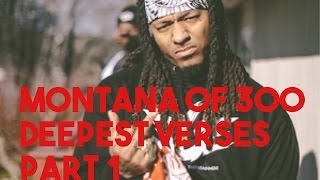 Top 5 Montana Of 300 Realest Verses Part 1