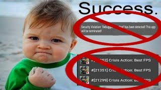 Support Cheat apk Crisis action