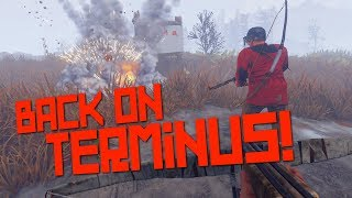 RUST TERMINUS SURVIVAL | Part 1 - Back on Terminus feat. Banana duck.