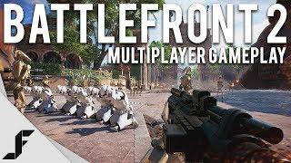 STAR WARS Battlefront II Multiplayer - Game chiến tranh bom tấn