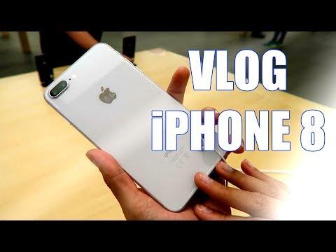 iPhone 8, unboxing Apple Watch 3 y entrevista Efecto Pasillo #Vlog