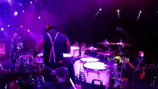 Lester Estelle drum cam. Mr. Know It All & Miss Independent
