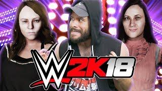 PRINCESS VS NIGHT QUEEN • WWE 2K18 Tournament