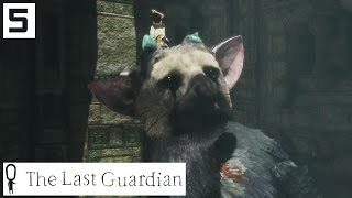 The Last Guardian Gameplay Part 5 - PROTECTIVE TRICO  - Lets Play Walkthrough