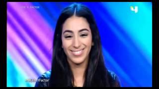 The X Factor Arabia 2015 Maria nadim  ماريا نديم