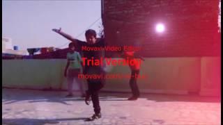 Harsh Aggarwal malhari song dance