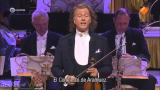André Rieu - Welcome to my World Part 7