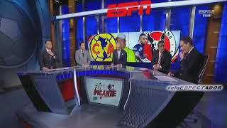 Analisis del AMERICA vs TIJUANA - Jornada 9 Clausura 2018 - Futbol Picante