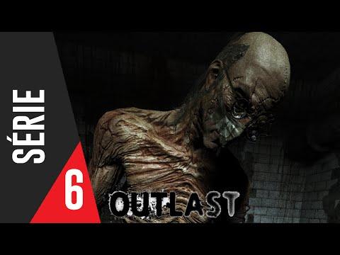 Outlast #6 Perdendo o dedo com Dr. Rey  PS4  PT - BR