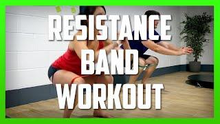 Mini Resistance Band Workout [Ep74]